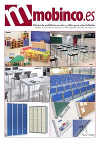 Catalogo MOBINCO 2015